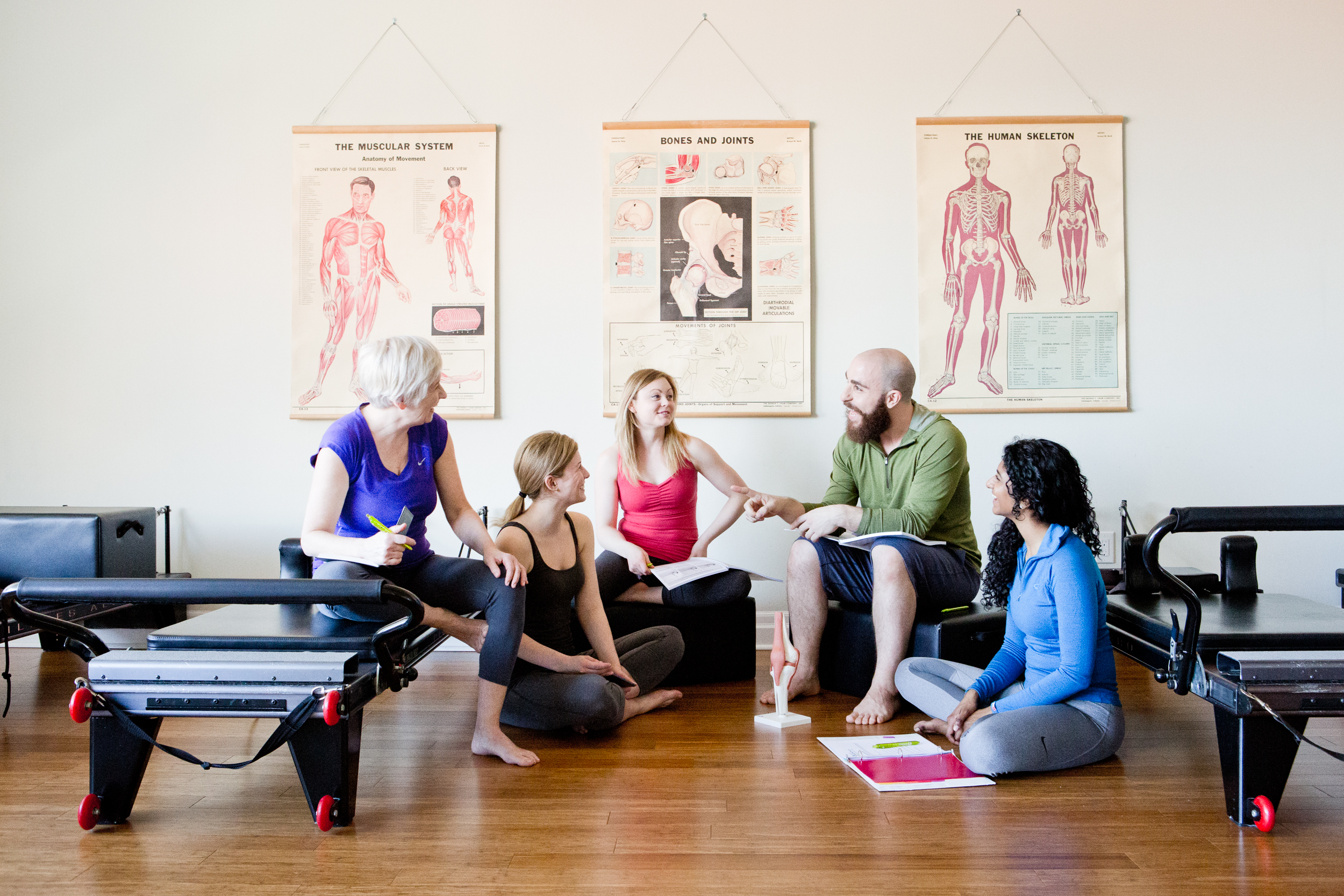 Pilates and Movement Educators in Pilates Method Alliance (PMA CEC) approved Continuing Education workshop.