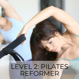 Level 2: Pilates Reformer